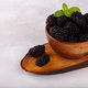 Ripe organic blackberries - PhotoDune Item for Sale