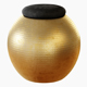 Spherical Stool Black Velvet - 3DOcean Item for Sale