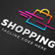 Shopping Logo - GraphicRiver Item for Sale