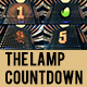 Lamp Countdown Logo Reveal - VideoHive Item for Sale