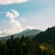 Sunny Sky in the Mountains - VideoHive Item for Sale