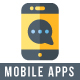 Mobile Apps Icons - GraphicRiver Item for Sale