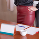 Business woman standing near the table. - PhotoDune Item for Sale
