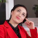 Business woman sitting at the office. - PhotoDune Item for Sale