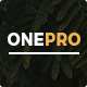 OnePro - Responsive Onepage WordPress Theme - ThemeForest Item for Sale