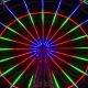 with Zoom, Colorful Ferris Wheel at Night. - VideoHive Item for Sale