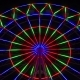 Colorful Ferris Wheel at Night - VideoHive Item for Sale