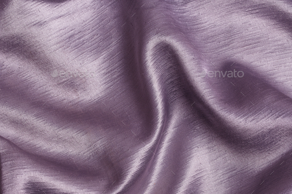 Purple satin, a background  - Stock Photo - Images