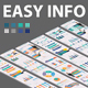 Easy Infographics - GraphicRiver Item for Sale