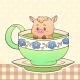 Piggy Animal Pet - GraphicRiver Item for Sale