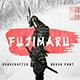 Fujimaru - Ninja's Brush Font - GraphicRiver Item for Sale