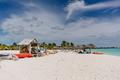 Beach umbrellas made