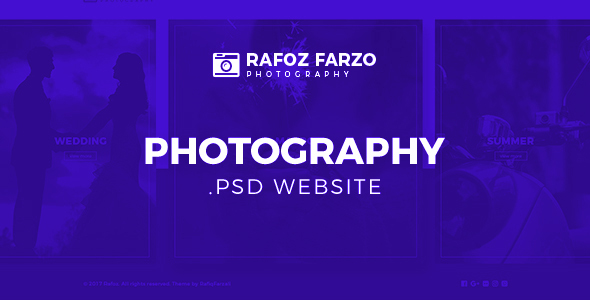Rafoz Photography PSD