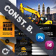 Construction Bundle Templates - GraphicRiver Item for Sale