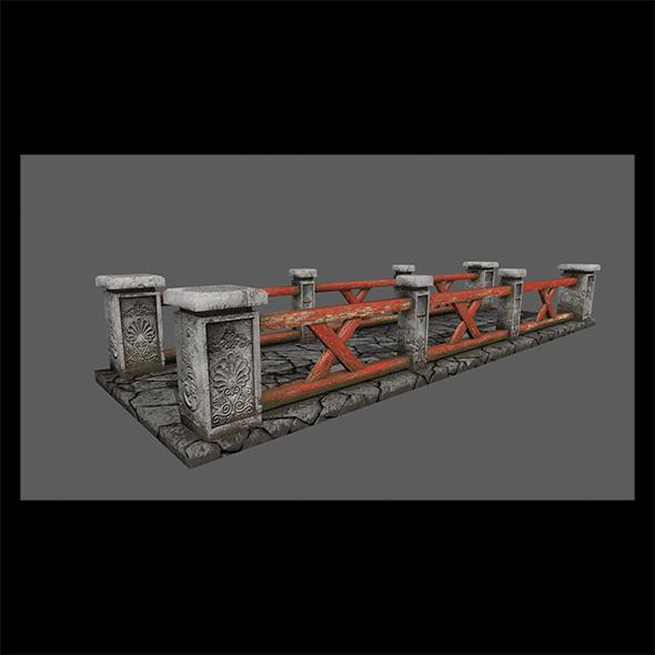 Bridge - 3DOcean Item for Sale