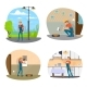 Electrician - GraphicRiver Item for Sale
