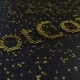 PotCoin Word Made of Moving Golden Numbers - VideoHive Item for Sale