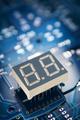 Printed circuit board and display - PhotoDune Item for Sale