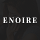 Enoire - A WordPress Blog Theme