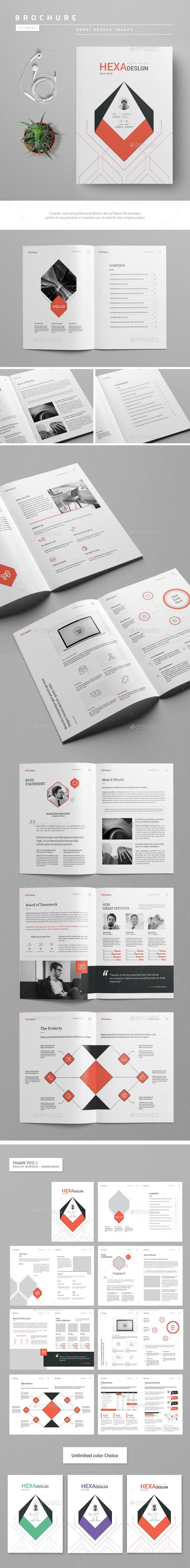 Company Profile 2018 - Corporate Brochures