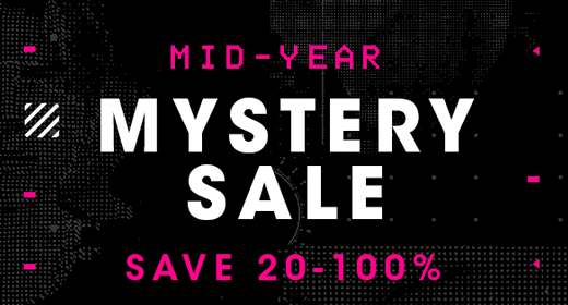 Mid-Year Mystery Sale