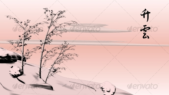 Bamboo - Backgrounds Graphics
