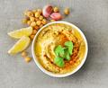 bowl of hummus - PhotoDune Item for Sale