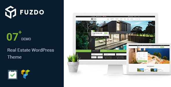Fuzdo - Real Estate WordPress Theme