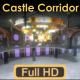 Castle Corridor Loop - VideoHive Item for Sale