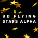 3D Flying Stars - VideoHive Item for Sale