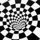 VJ Infinite Looped Checkerboard Tunnel - VideoHive Item for Sale