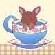 Kawaii Animal Bat Pet - GraphicRiver Item for Sale