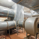 Big industrial air ventilation system - PhotoDune Item for Sale