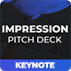 Impression - Pitch Deck Keynote Template