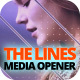 Lines Universal Media Opener - VideoHive Item for Sale