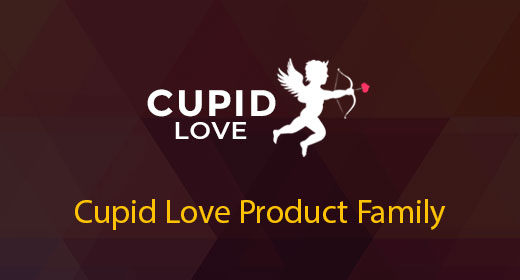 Cupid Love Product Family