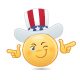American Emoticon - GraphicRiver Item for Sale