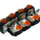 Asian cuisine. Japanese cuisine. Sushi rolls on a white background - PhotoDune Item for Sale