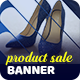 Social Media Product Banner - GraphicRiver Item for Sale