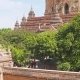 Htilominlo Pagoda (Paya) in Bagan, Tilt View - VideoHive Item for Sale