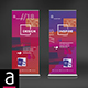 Creative Roll Up Banners 2 - GraphicRiver Item for Sale