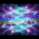 Particles Galaxy Vj Loop - VideoHive Item for Sale