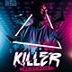 Killer Party Flyer - GraphicRiver Item for Sale