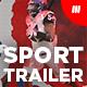 Sport Trailer - VideoHive Item for Sale