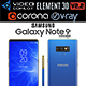 Samsung Galaxy Note 9 Blue - 3DOcean Item for Sale
