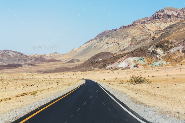 Death Valley - Stock Photo - Images