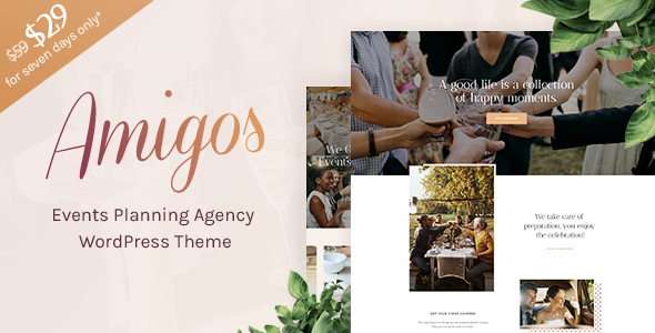 Image of Amigos - Party & Celebration Event Agency