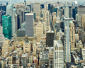 Cityscape view of Manhattan from Empire State Building - PhotoDune Item for Sale