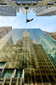 Building reflection in windows of another building in New York - PhotoDune Item for Sale