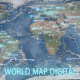 World Map Digital - VideoHive Item for Sale
